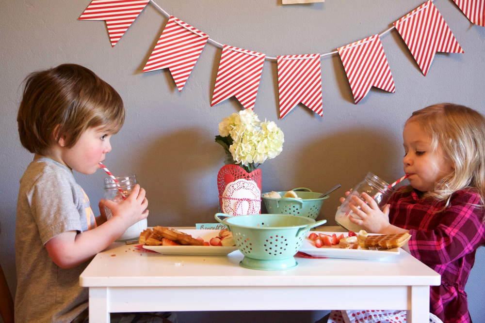 Happy hour toddler-style.