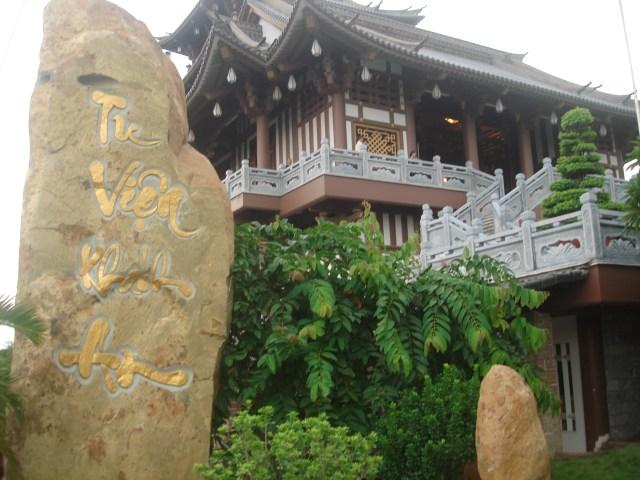 Kloster und Mutterpagode Khánh An