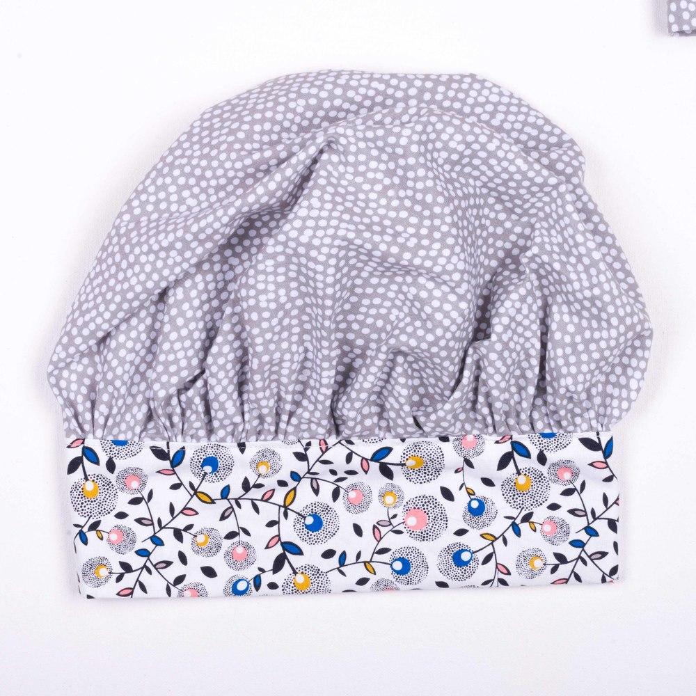 Skoo KidsKitchen Ditsy Floral Print Chefs Hat