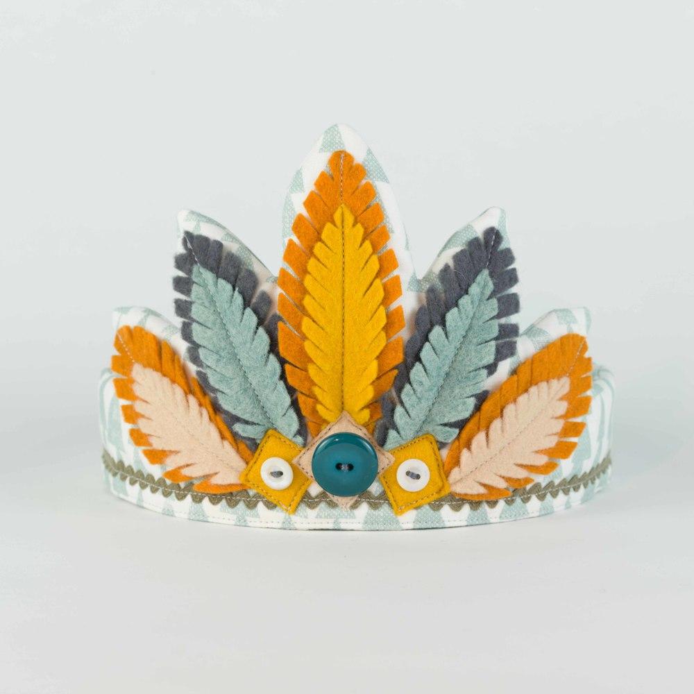 Orange Headdress