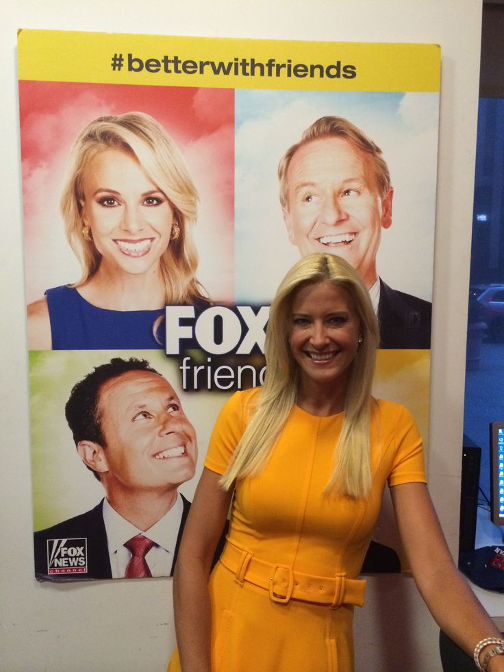 FOX & Friends Studio
