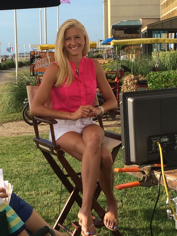 Kendra's travel interview in Virginia Beach
