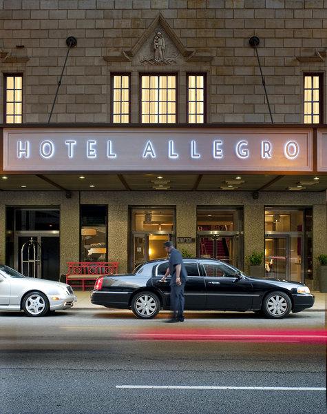 Image via: Hotel Allegro