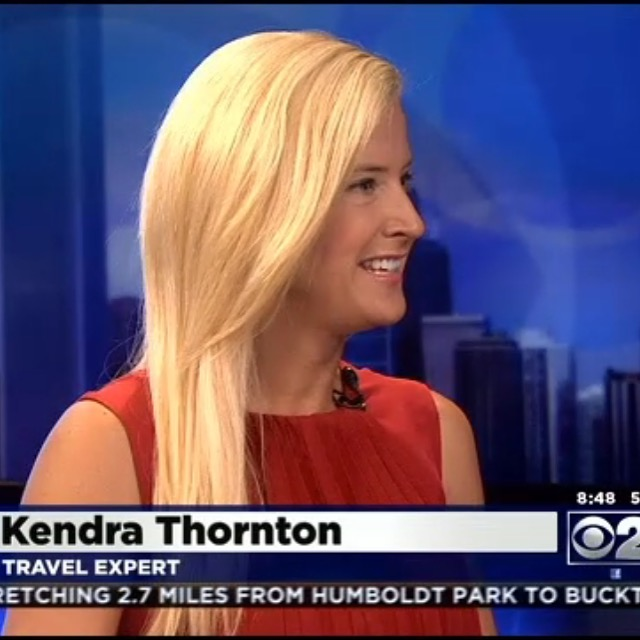 CBS Chicago on European travel while the dollar is strong