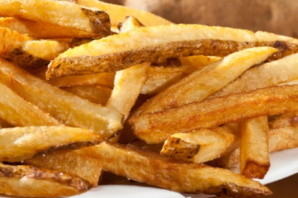 BurgerMonger Fries