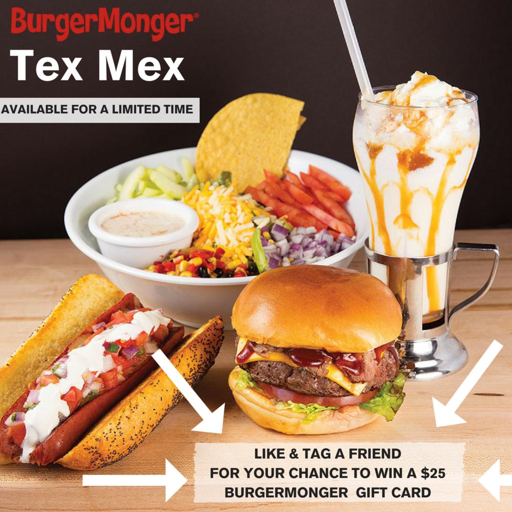 tex mex giveaway