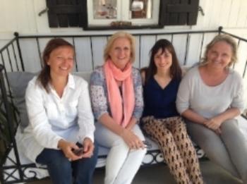 De workshops en trainingen tijdens week 1 werden verzorgd door Inge De Pauw,Ilse Scheers, Caroline Bleys en mezelf.