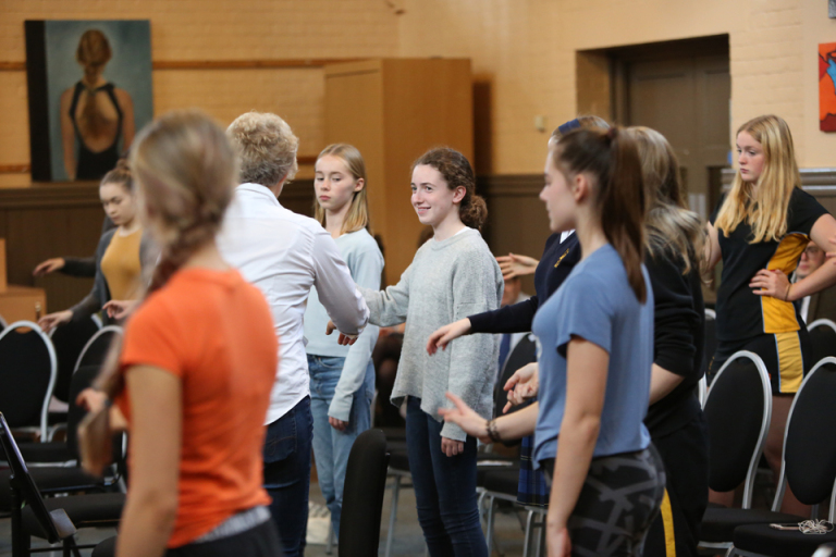 The Blog of the Royal Philharmonic Society, London - 19 March 2018: Karin Hendrickson reflects on the way the RPS Women Conductors programme gives women a unique voice through musical training.