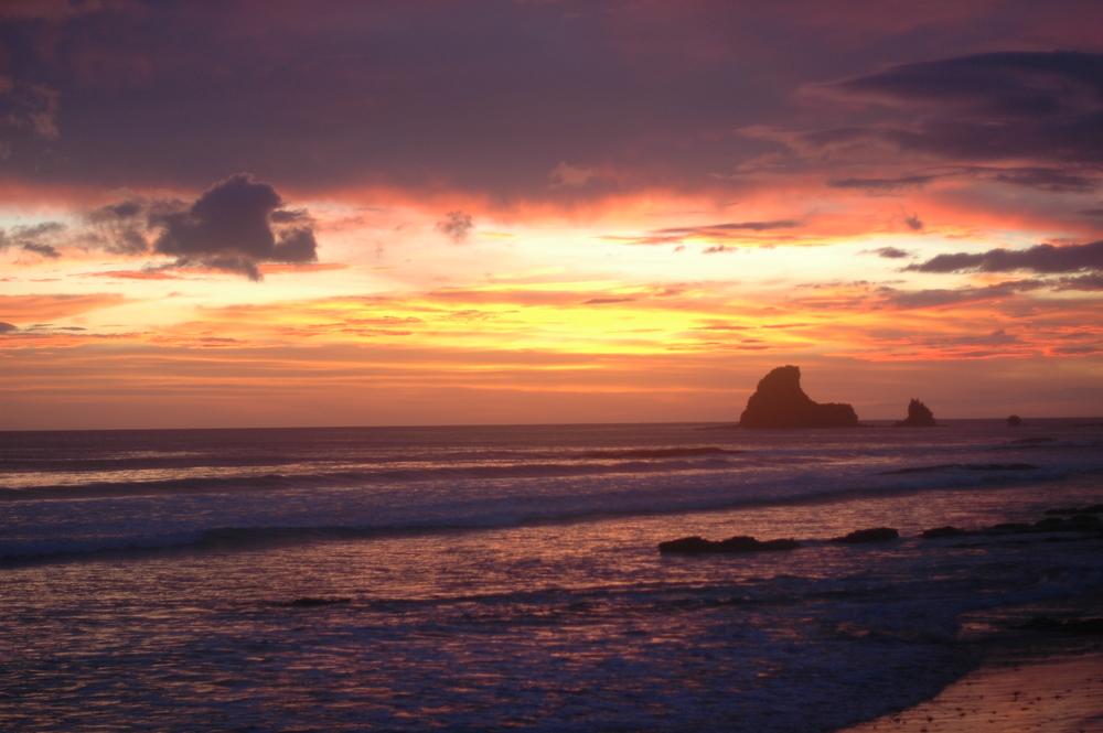 Maderas Beach, Nicaragua