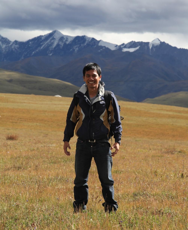 In Tibet,2014