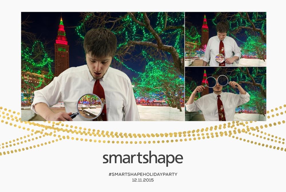 SmartShape Design Holiday Party 2015