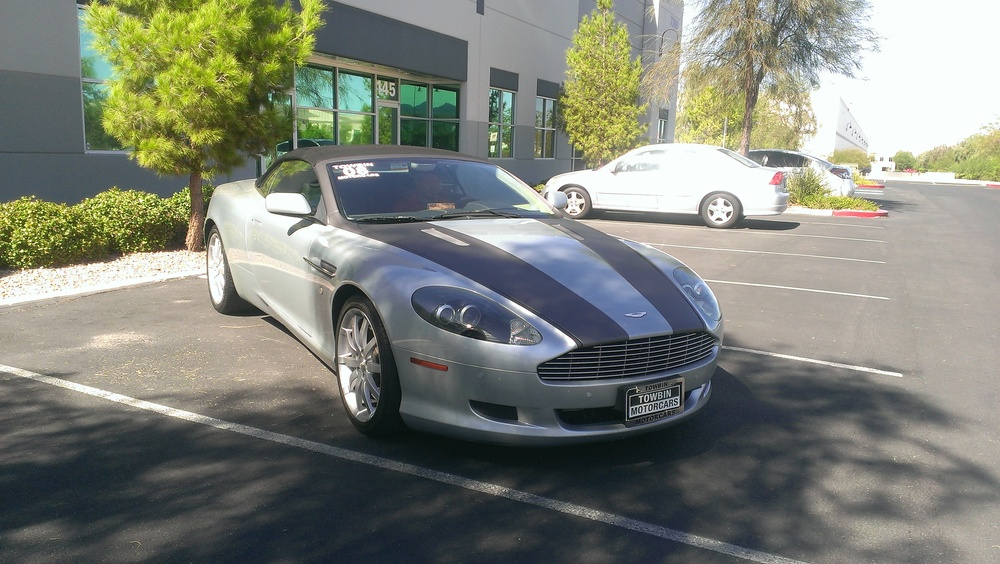 Aston Martin Full And Partial Wraps Incognito Wraps