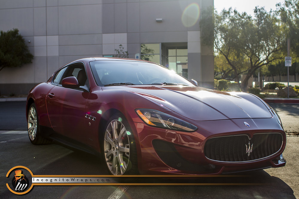 Maserati Gran Turismo Carbon Fiber Rocker panels