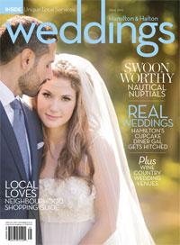 Hamilton & Halton Weddings 2013