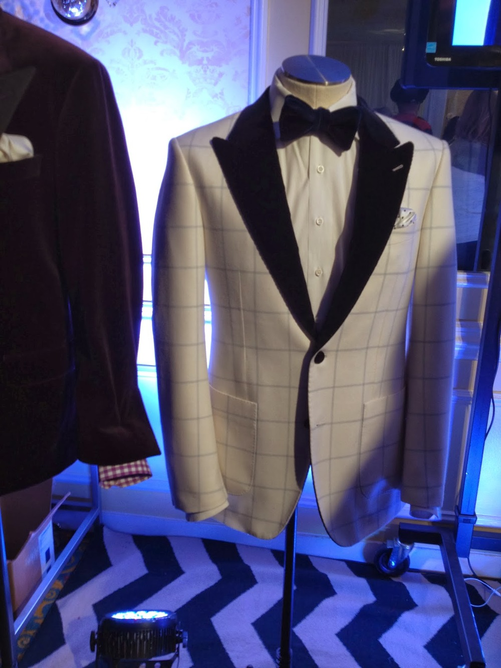 garrison bespoke at wedluxe wed luxe show 2014