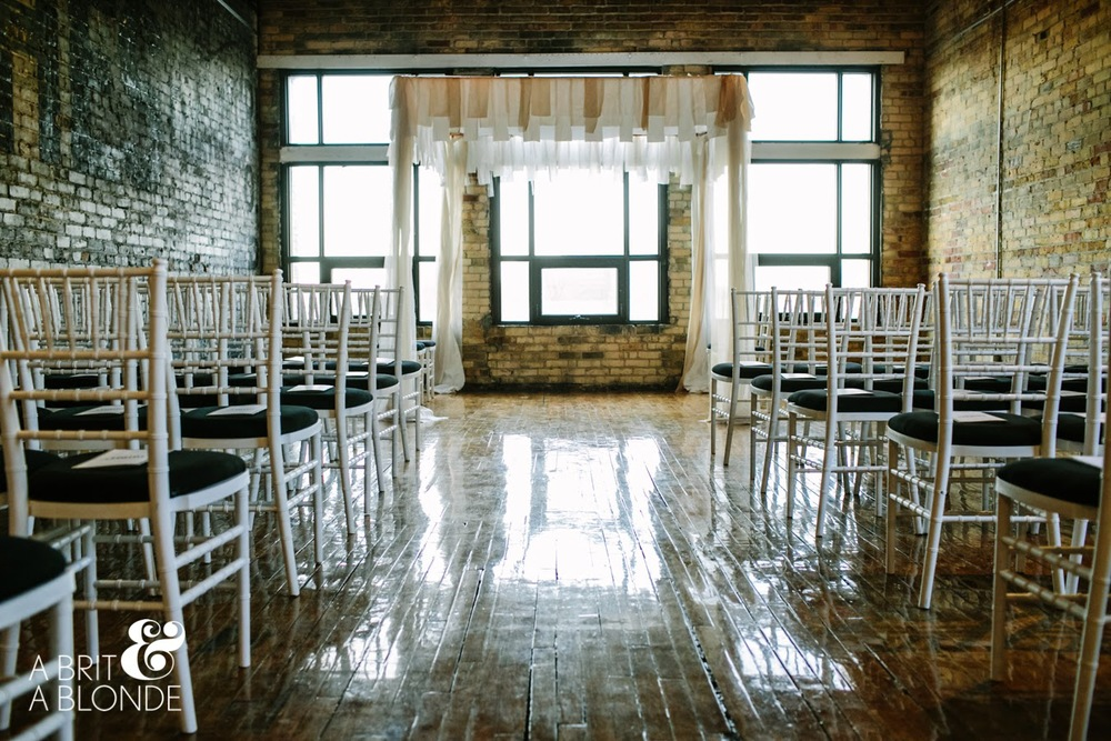 modern toronto jewish wedding by KJ and Co., the burroughes building wedding shot by a brit and a blonde, chuppah toronto