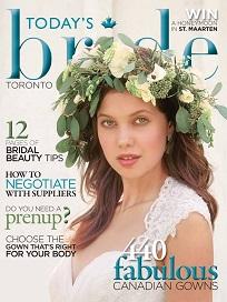 Today's Bride Spring/Summer 2015