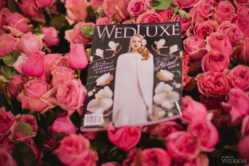 Photo via WedLuxe, by Elizabeth In Love