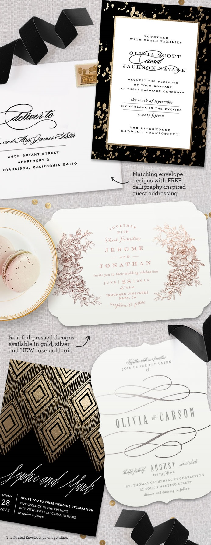 Minted foil press promo coupon code sale