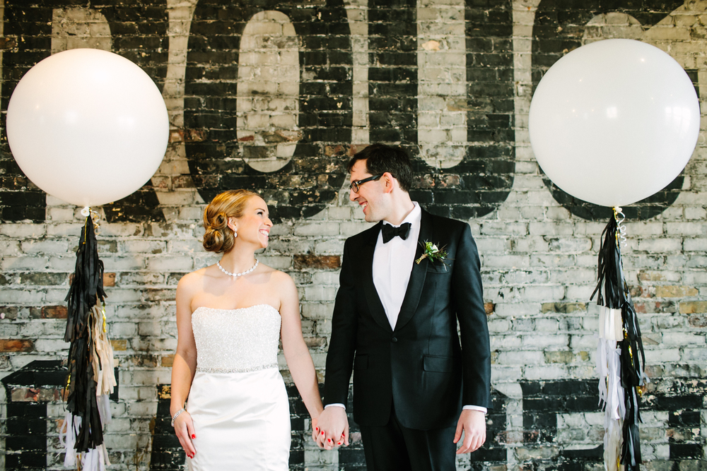 Dani & Daniel's Toronto Wedding at The Burroughes Building  | March 2014 Photo by  A Brit & A Blonde