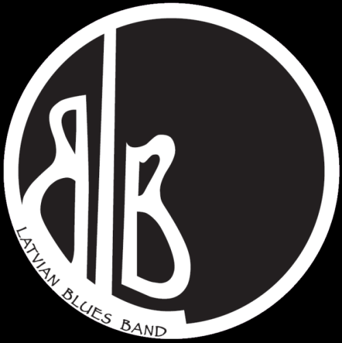 Latvian Blues Band Logo