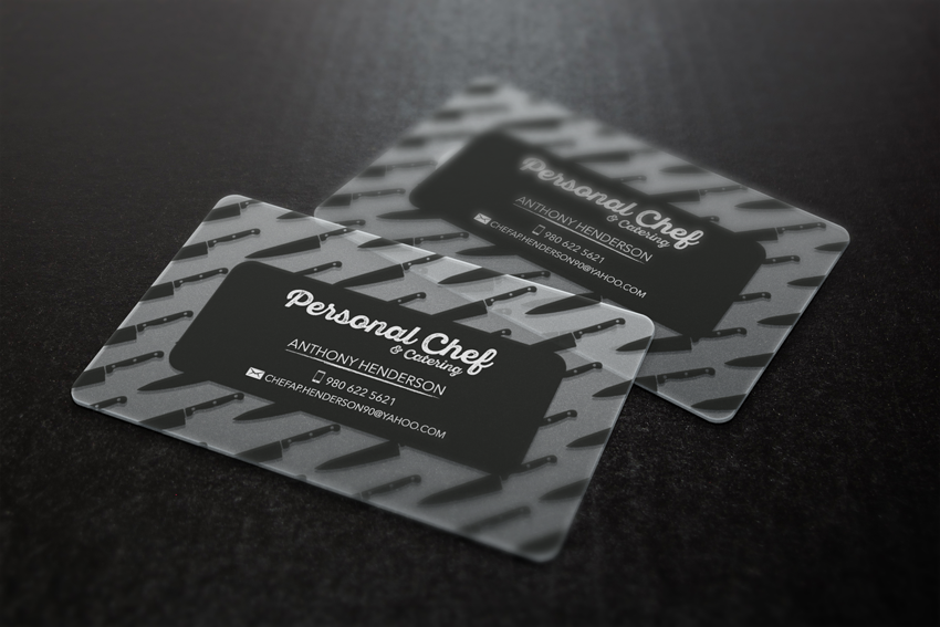 Personal chef business cards images business card template mockups alexandria tisdale personal chef business cards colourmoves colourmoves