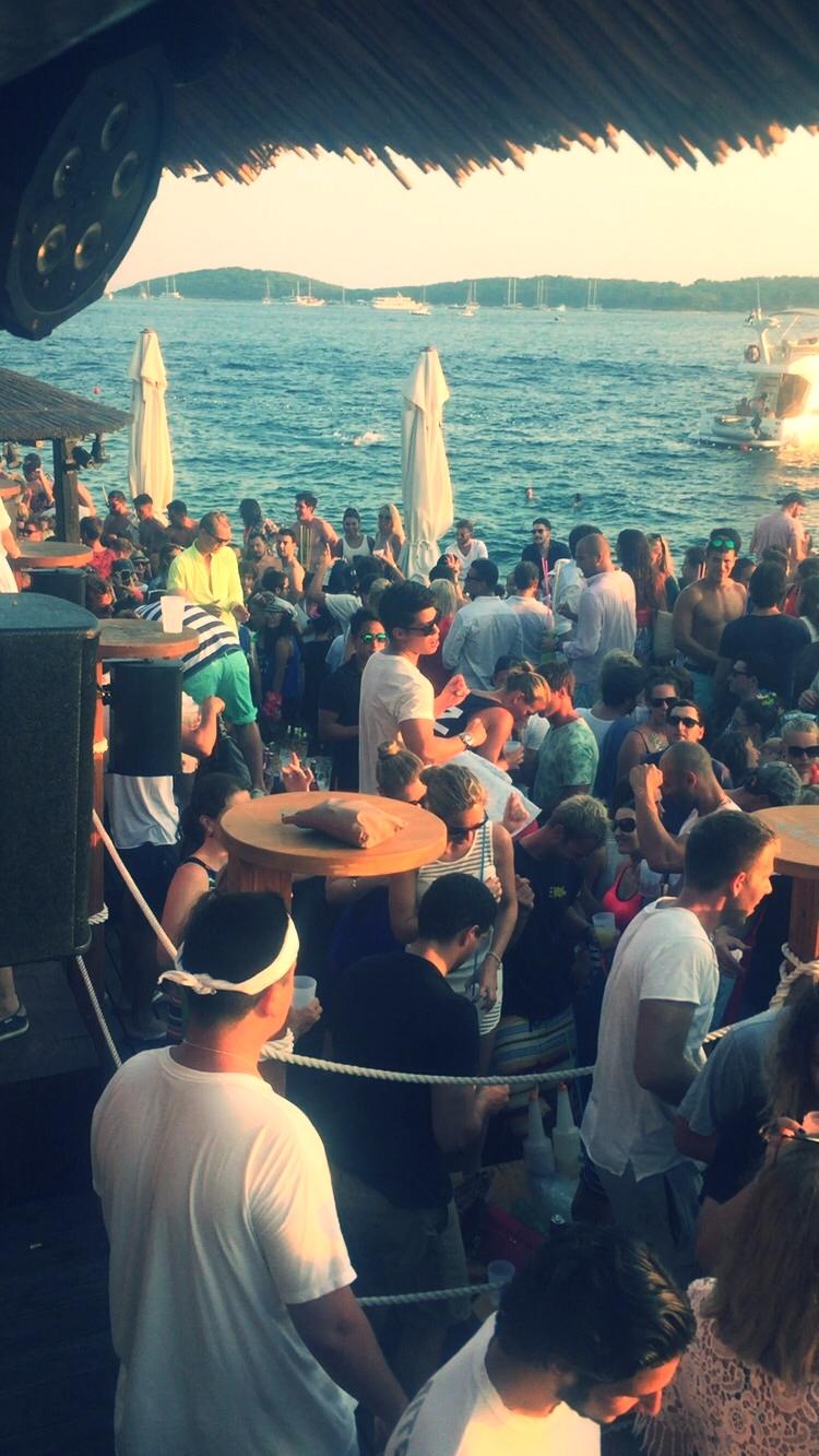 HULA HULA Island party