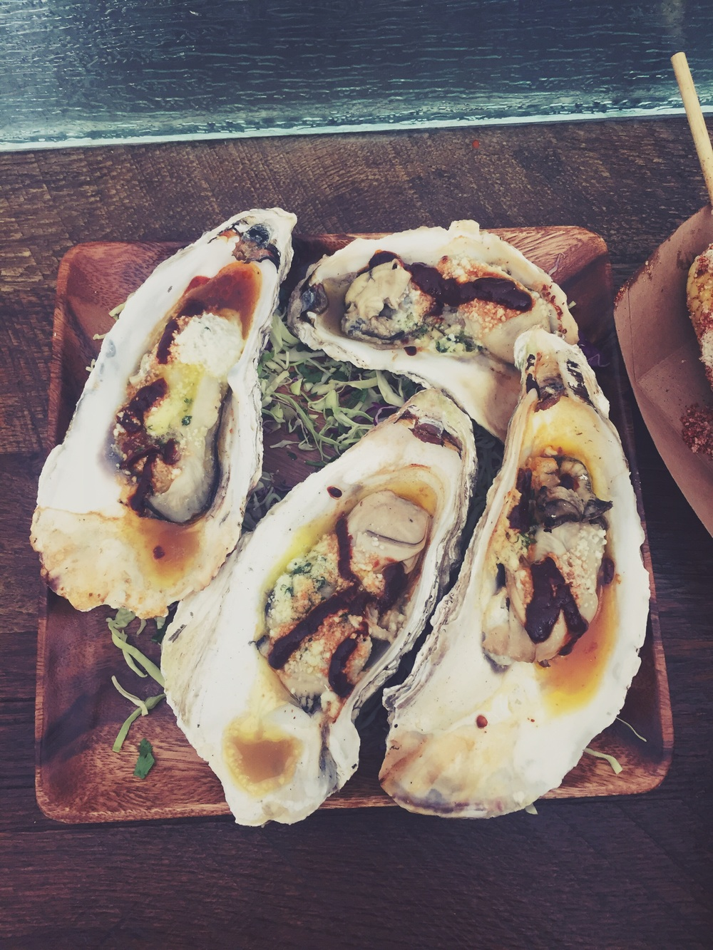 Don't forget to try the BBQ Oysters. Insanely good!