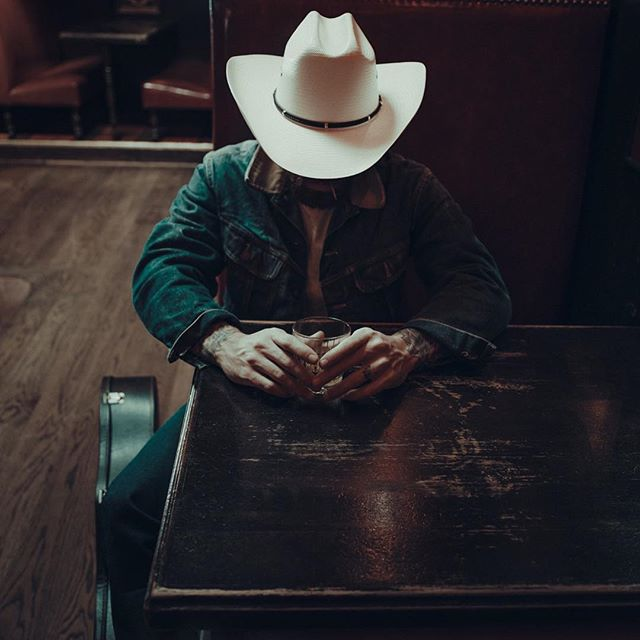 MIDNIGHT COWBOY (link in bio)...Shot by @deanbradshaw | Styled by @lukelangsdale Produced by @jessh716