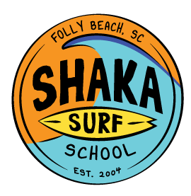 Shaka Surf School Folly Beach, SC