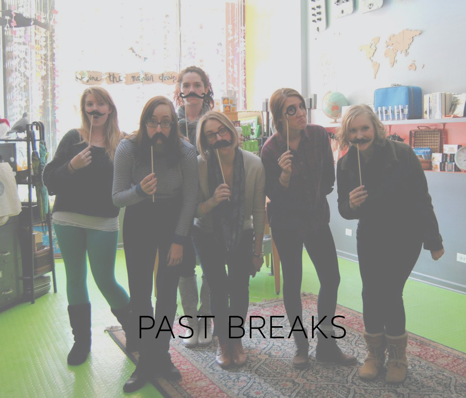 Past Breaks