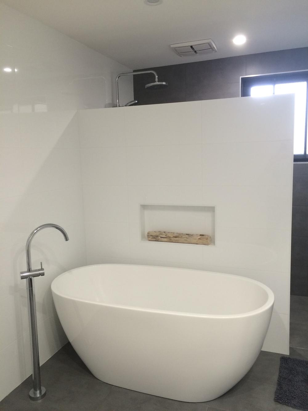 Bathroom Essential Spaces