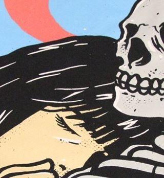 4. Skeleton Hugz.