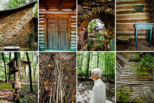 The New York Times:   Building With Sticks and Stones  by Penelope Green