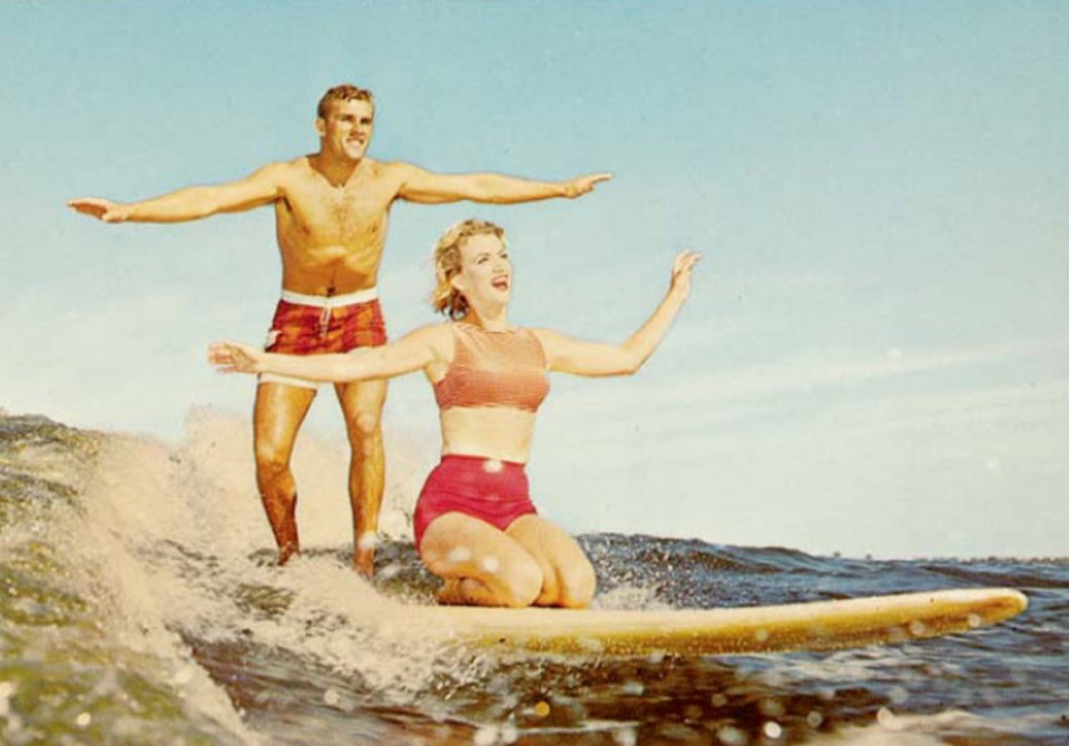 world oceans day, national best friends day, surf lessons newport beach, surfing friends surf lessons