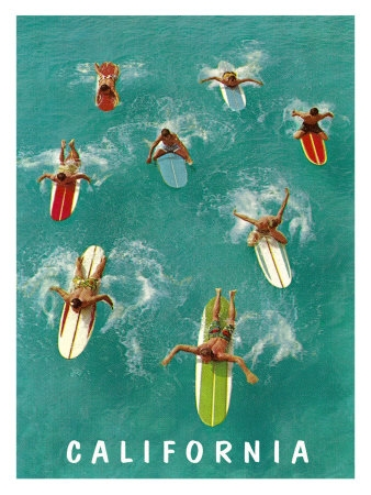 surf break retro