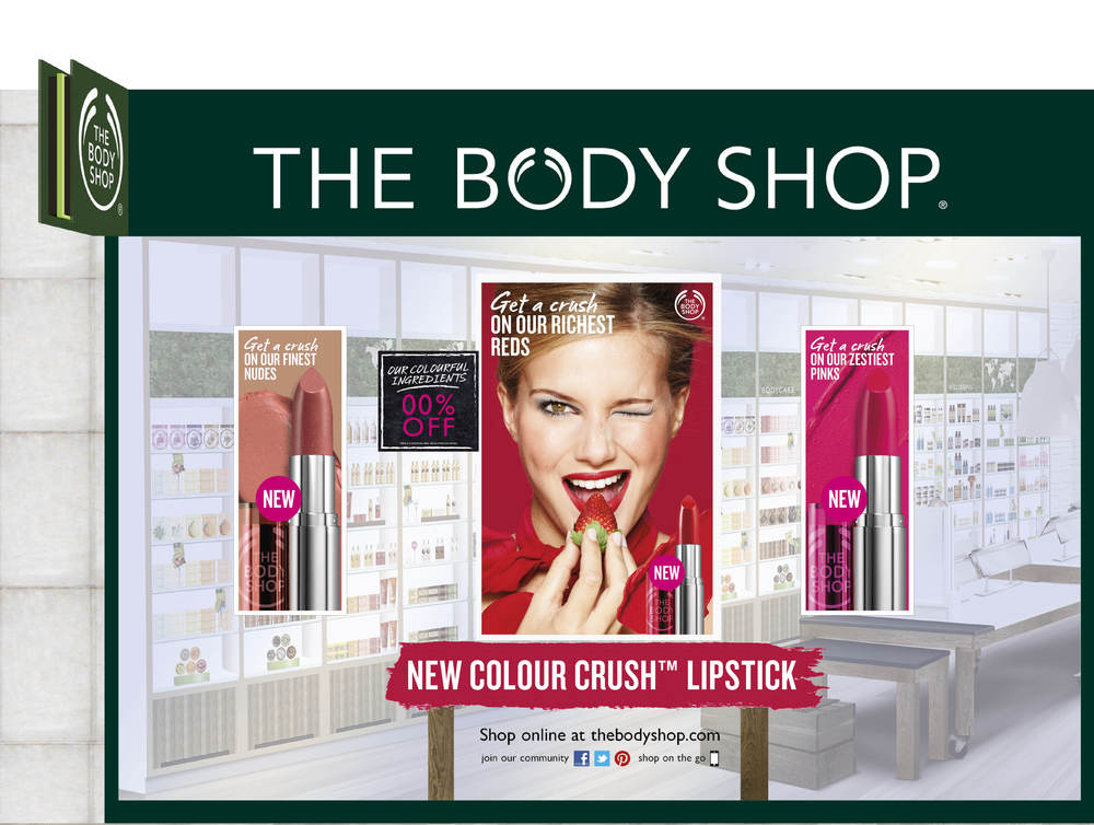 d05f7fb34d704a The Body Shop: Color Crush — Claire Purcell