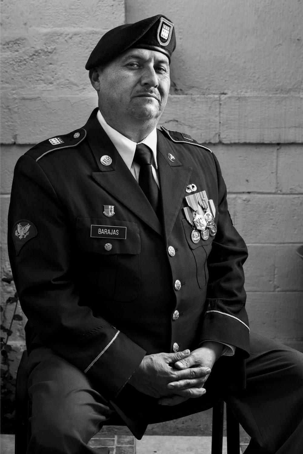Hector Barajah