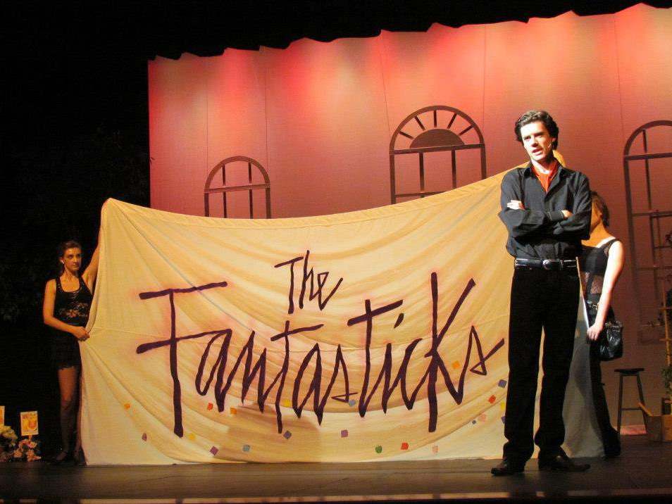 "El Gallo in ""The Fantasticks"""
