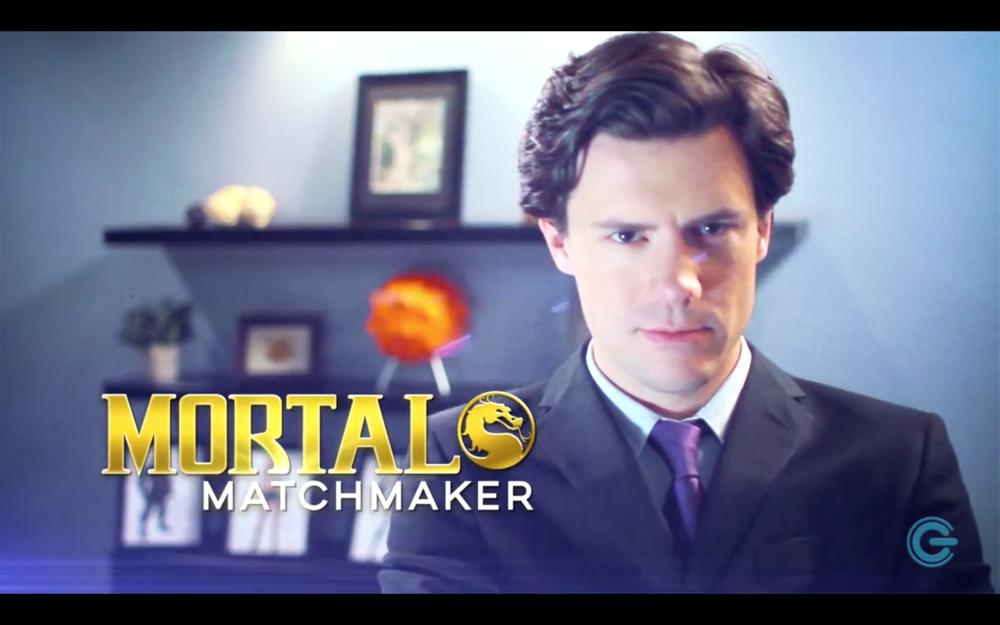 "Kip in ""Mortal Matchmaker"""