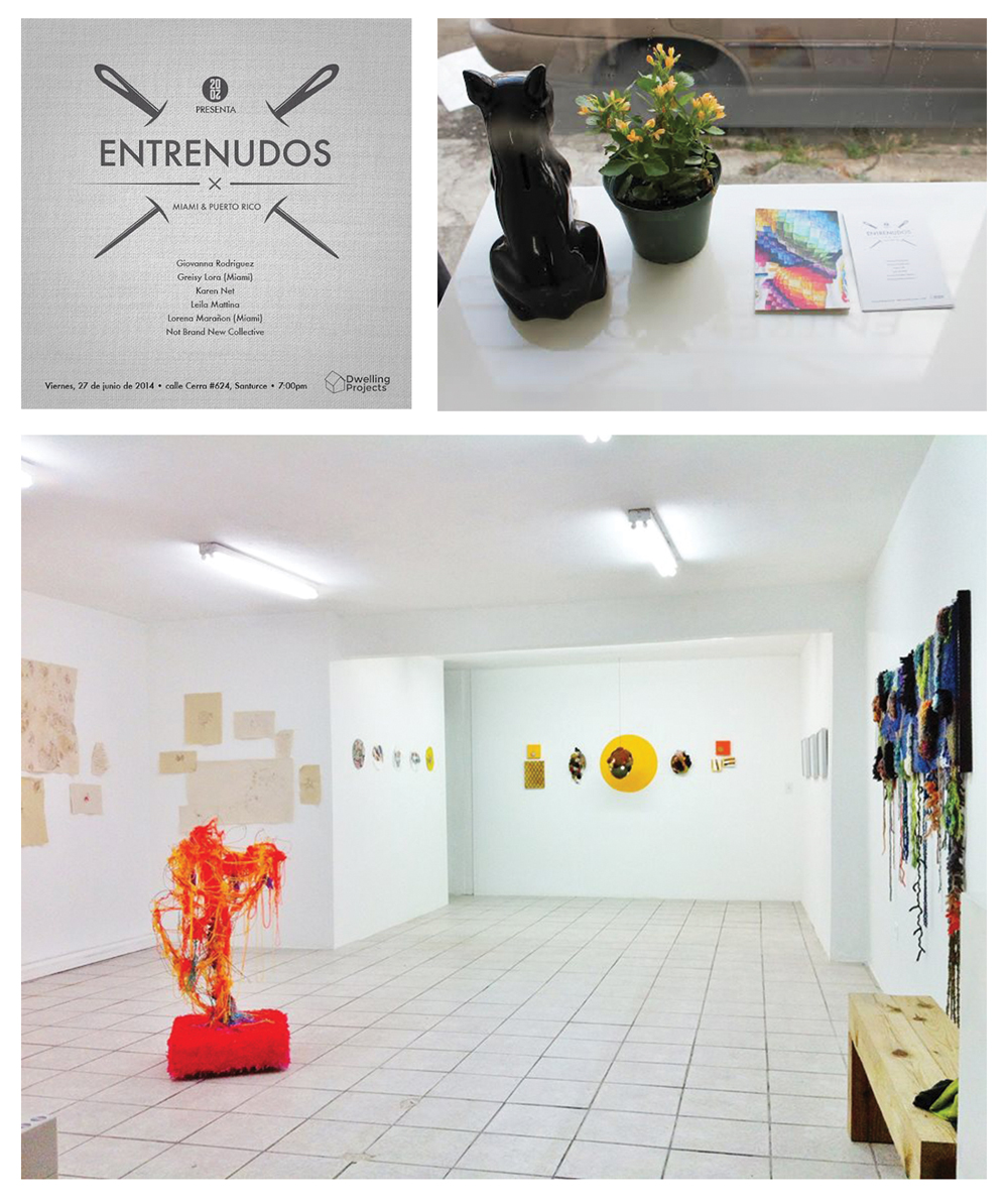 "Group Show: ""Entrenudos"""