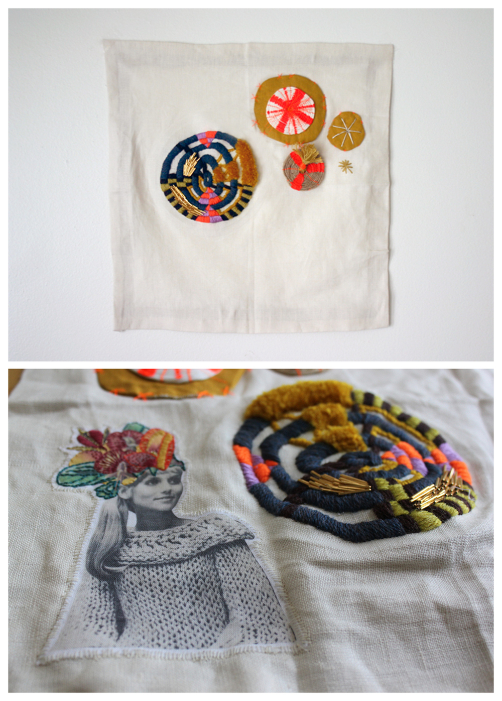 Embroidery Collaboration