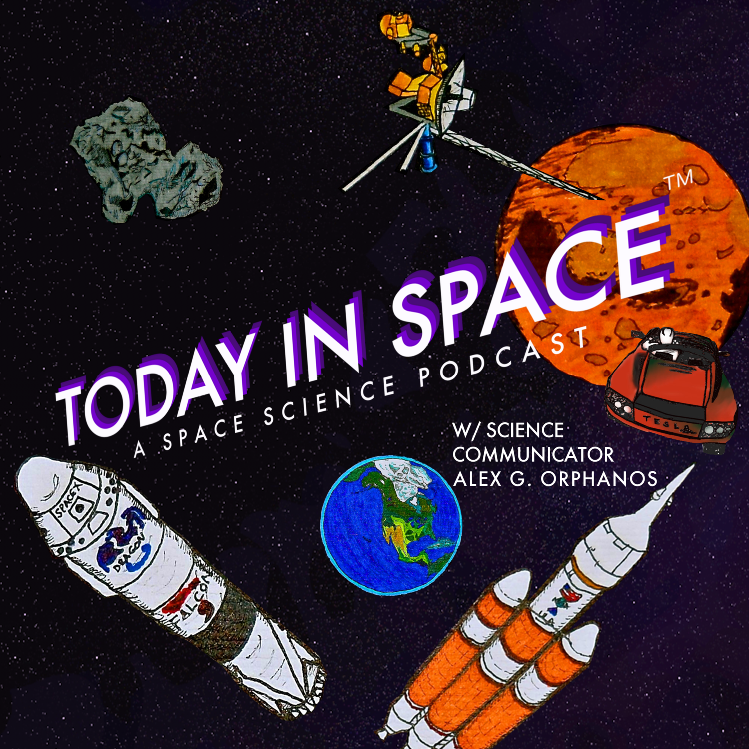 Today In Space Podcast