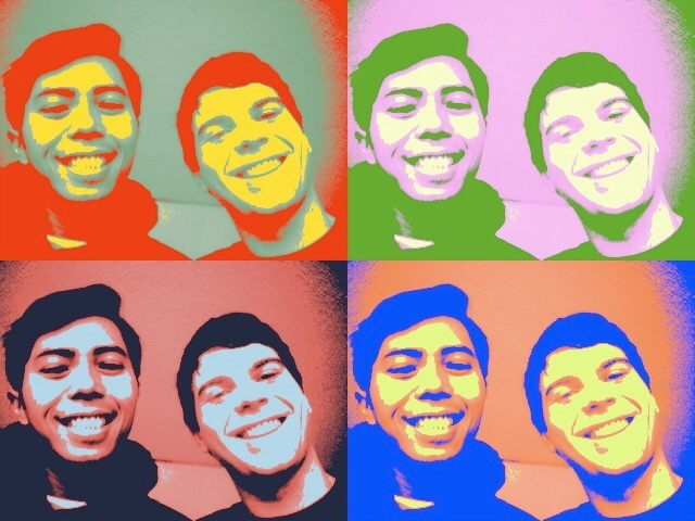 Having Fun with Photo Booth