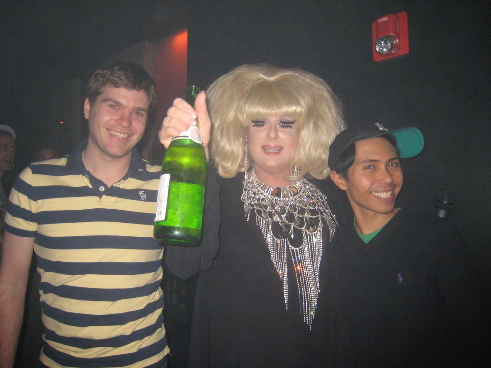 Lady Bunny New Years Eve Nashville 2008