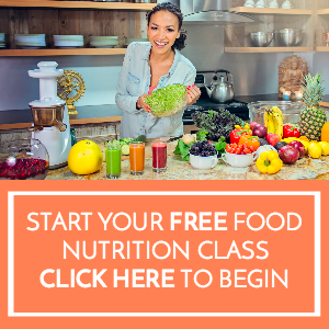 FREE FOOD NUTRITION CLASS