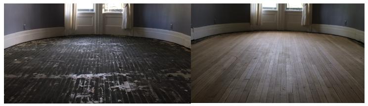 Full Refinish Hardwood Floor Refinishing Nashville