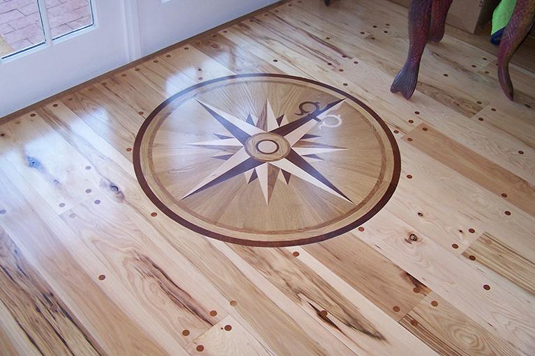 Custom Hardwood Floor inlay brilliance flooring.jpg
