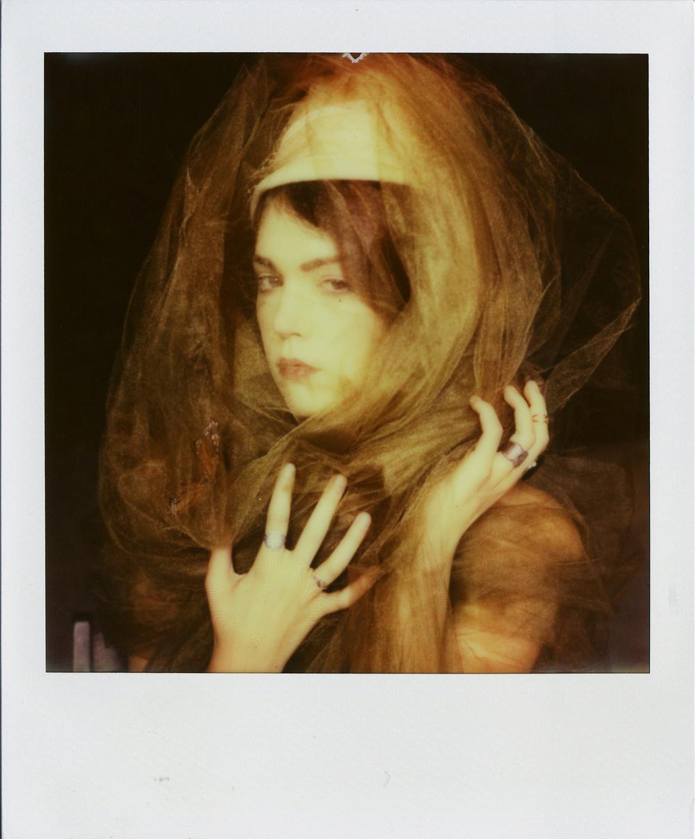 model: Kara Dixon
