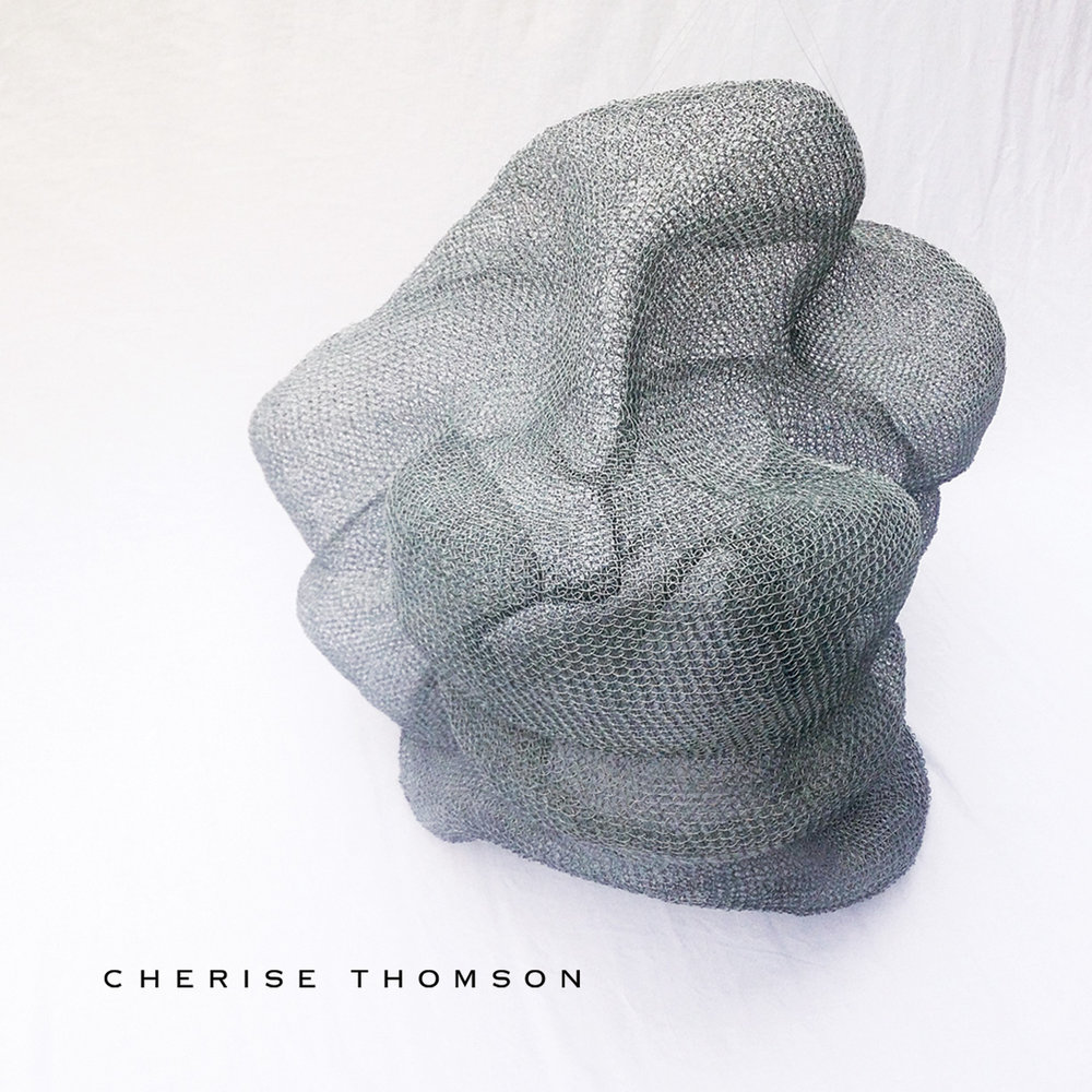 CHERISE THOMSON SCULPTURE | AO | UNIQUE WIRE SCULPTURE